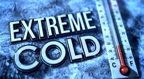 extreme cold graphic
