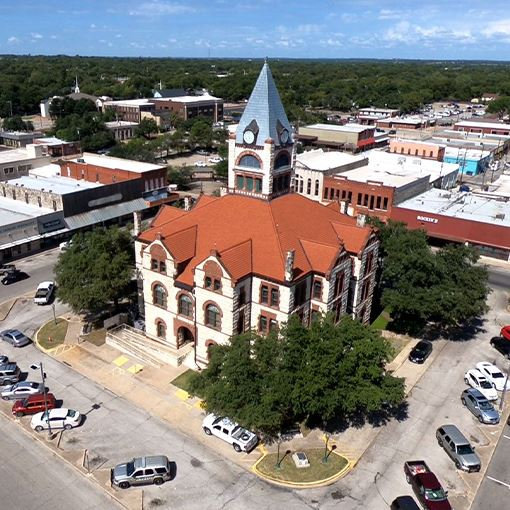 Erath County Courthouse